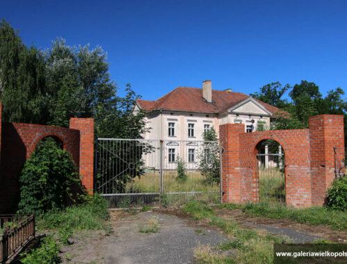 Pałac w Szlachcinie