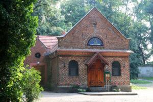 Kaplica w Uchorowie