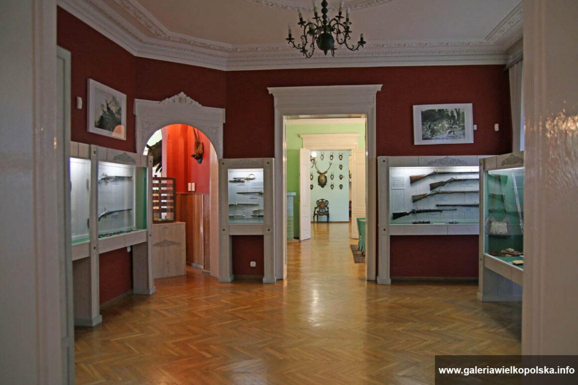 Muzeum Przyrodniczo- Łowieckie w Uzarzewie