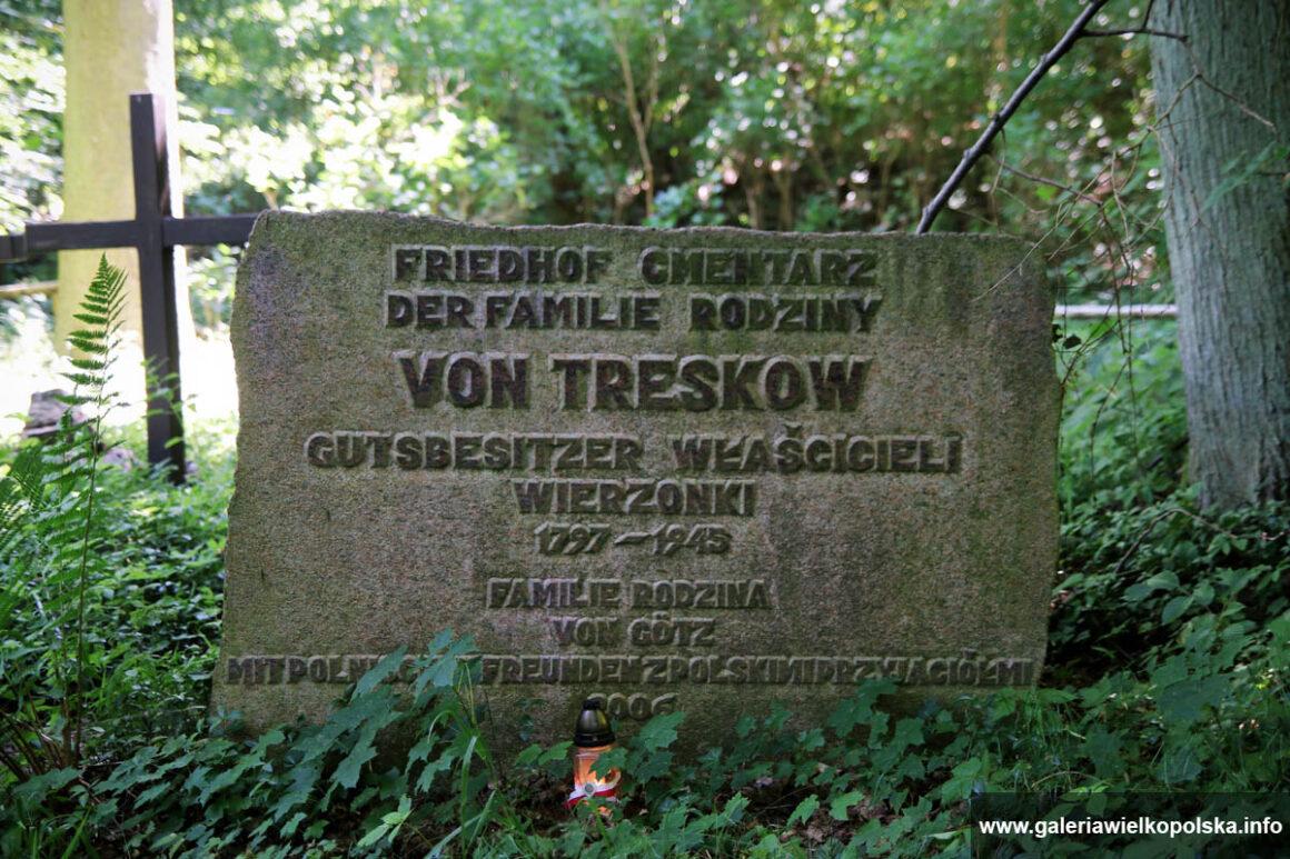 Cmentarz w Wierzonce