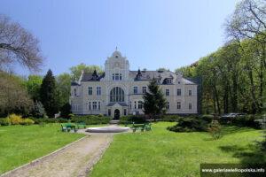 Wonieść- pałac