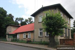 Plebania w Bonikowie