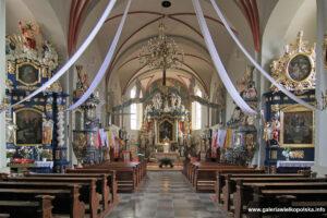 Kościół pw. św. Marii Magdaleny w Czarnkowie