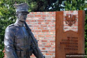 Pomnik Powstańców Wielkopolskich w Czarnkowie