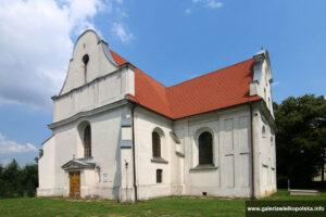 Kościół pobernardyński w Gołańczy