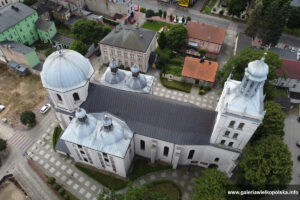 Kościół pw. św. Jadwigi w Grodzisku Wielkopolskim