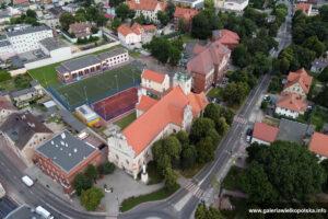 Zespół poklasztorny w Grodzisku Wielkopolskim