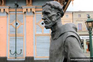 Studnia Ojca Bernarda w Grodzisku Wielkopolskim