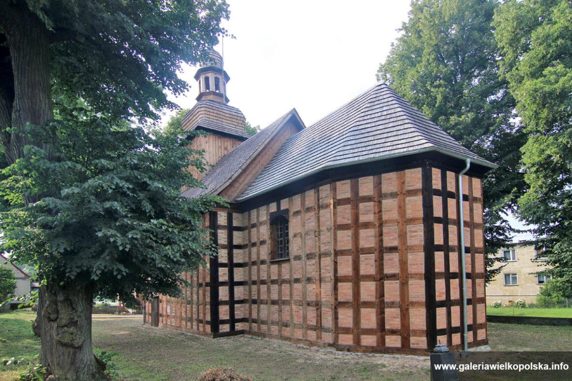 Kościół w Jaktorowie