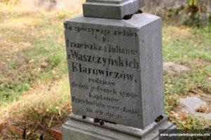 Cmentarz przykościelny w Jaktorowie