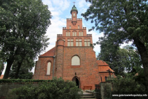 Kościół w Kaźmierzu