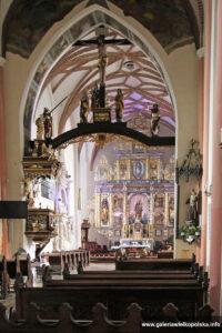 Kościół farny w Kościanie
