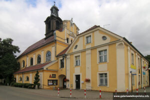 Kościół pw. Pana Jezusa w Kościanie