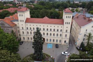Dawny klasztor Bernardynów w Kościanie
