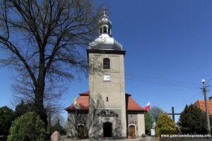 Kościół w Kunowie