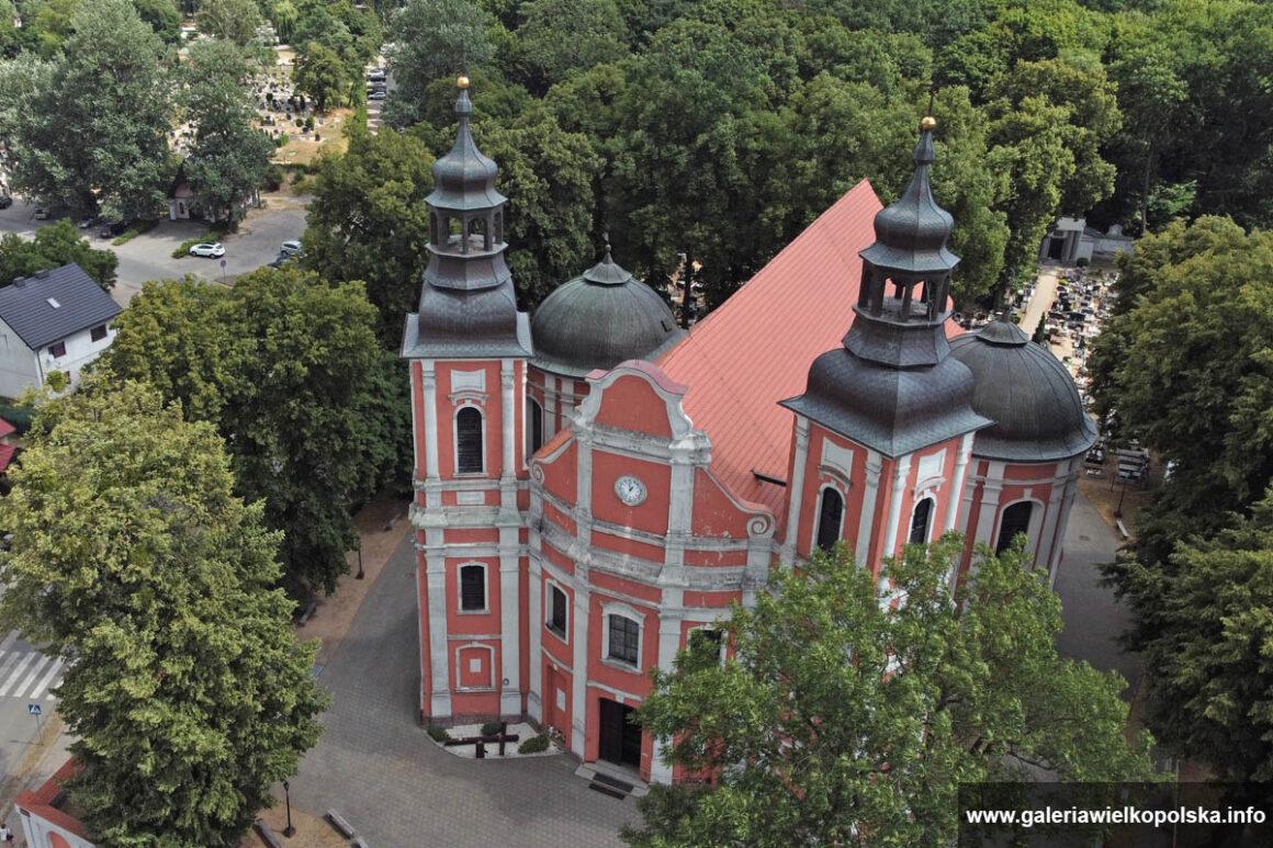 Kościół w Lubaszu