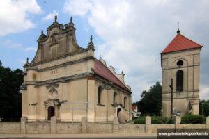 Kościół pw. św. Wojciecha w Margoninie