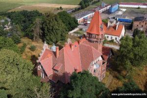 Pałac w Napachaniu