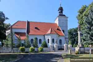 Kościół w Nietrzanowie