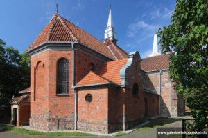 Kościół w Objezierzu