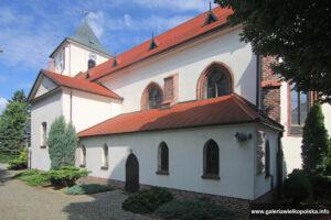 Kościół NMP Wniebowziętej w Obornikach