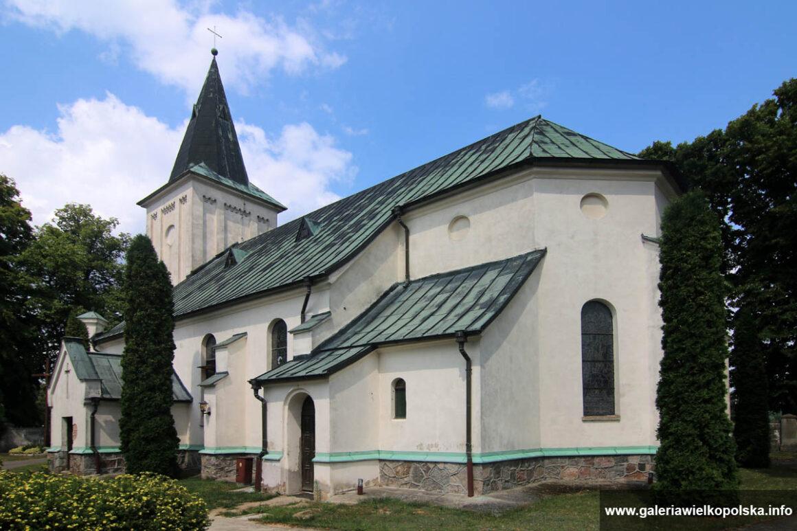 Kościół w Pruścach