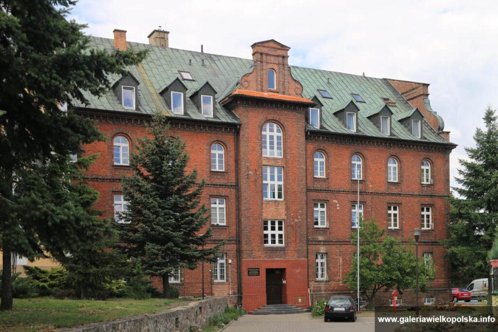 Klasztor we Wronkach