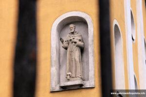Kościół klasztorny we Wronkach