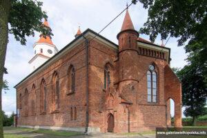 Kościół w Wyskoci