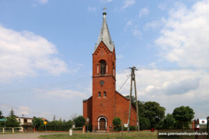 Kościół w Zacharzynie
