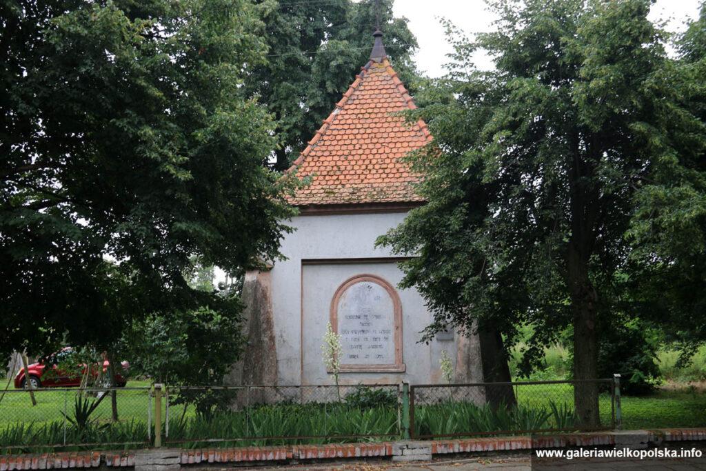 Kaplica pamięci w Gorzyczkach