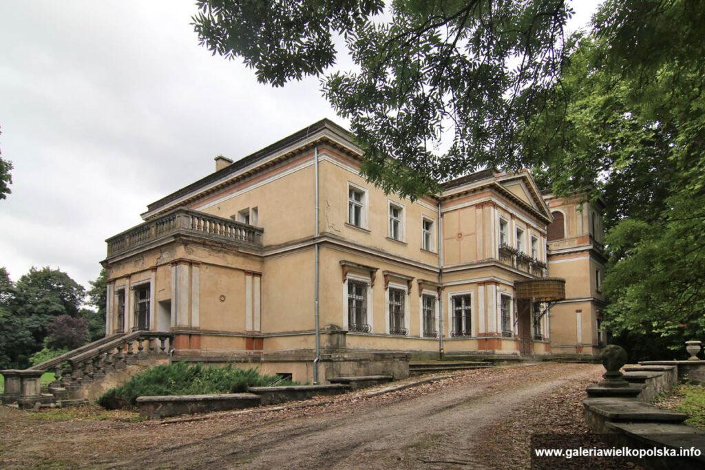 Pałac w Gorzyczkach