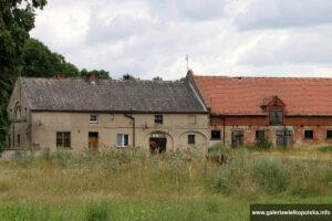Dawny folwark w Granówku