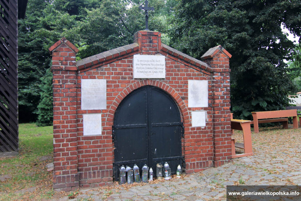 Grobowiec w Granowie