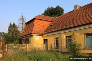 Dawny folwark w Gulczewie