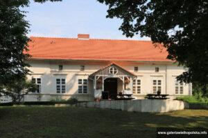 Dom młynarza w Jaraczu