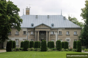 Zespół pałacowy w Jarogniewicach