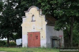 Dawna kaplica (?) w Jarogniewicach
