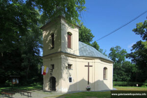 Kaplica w Kopaszewie