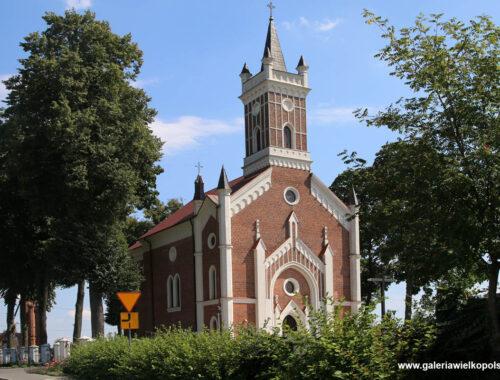 Kościół w Liścu Wielkim