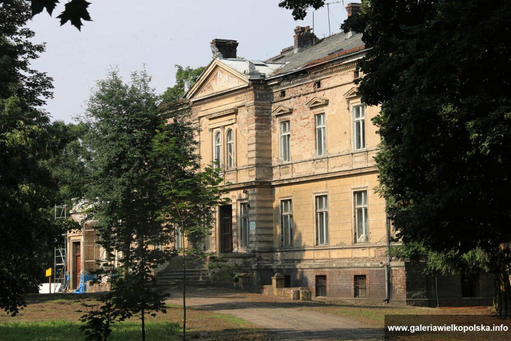 Pałac w Łukowie