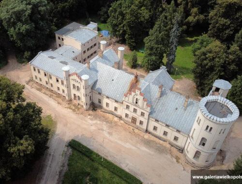 Pałac w Margońskiej Wsi