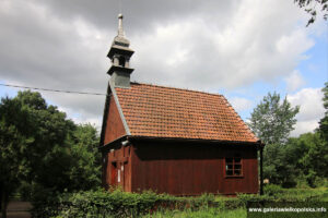 Kaplica dworska w Mikoszkach