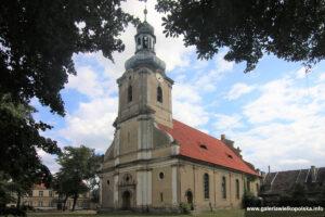 Kościół ewangelicki w Obrzycku