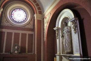 Kaplica grobowa w Otorowie