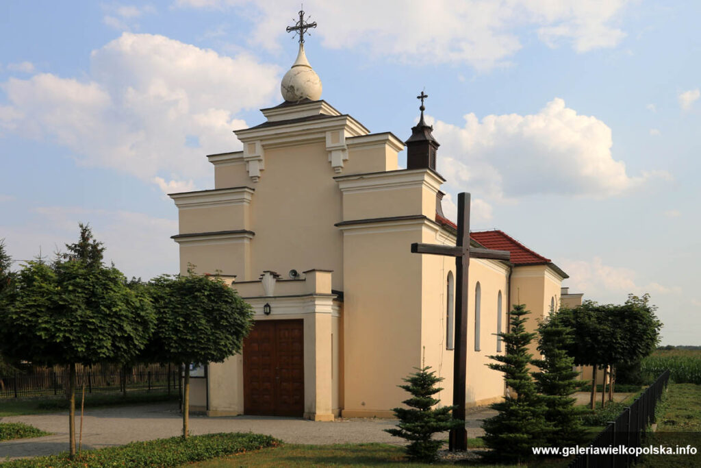 Kościół w Podstolicach