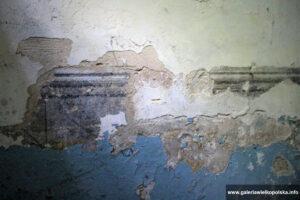 Fragmenty polichromii- Skoroszów
