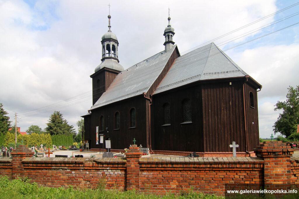 Kościół w Starym Gołębinie