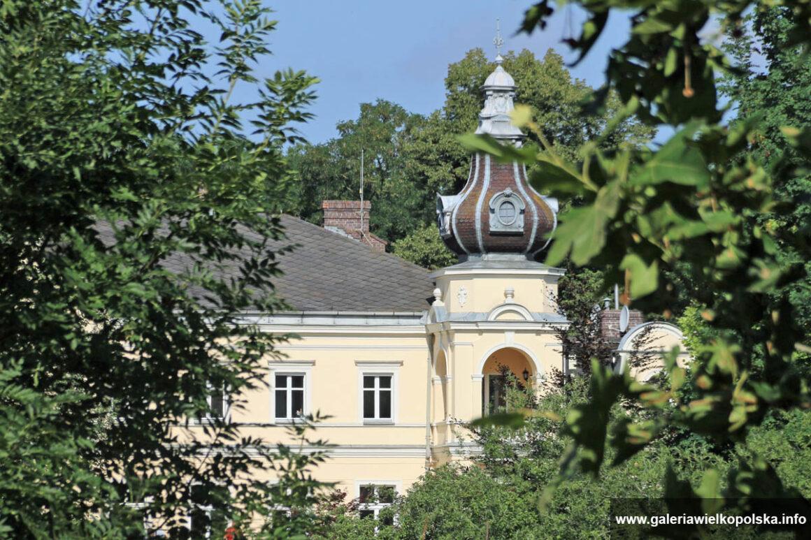 Pałac w Wargowie