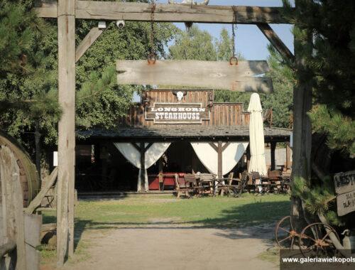 Westernland w Józefowie koło Chocza